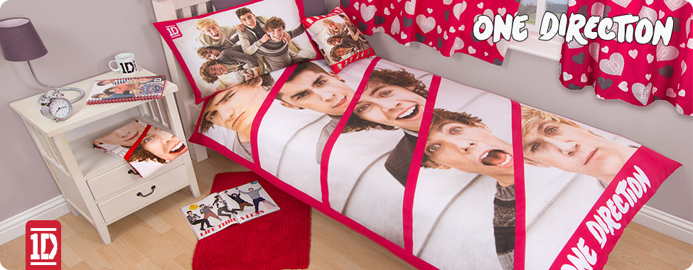 Character Worldu0027s, Www.characterworld.com, One Direction Bedroom Bundle  Will Give You The Room Of Your Dreams! The Prize Consists Of A Single Duvet  Set, ...